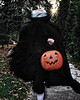 11-2-2009:  &quot;The Headless Horseman Rides Again&quot;  This is a friend of ours trick or treating on Halloween night.  It was a great costume!!